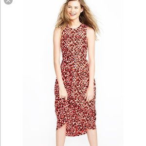 NWT J.crew collection dress lifesaver print